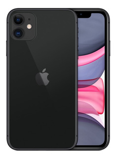 iPhone 11, 128 Gb Tela 6,1 4g Câmera 12 Mp - Novo Lacrado Nf