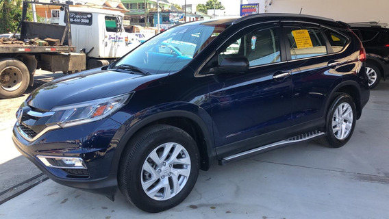 Honda Cr-v Leder 4x4 Full