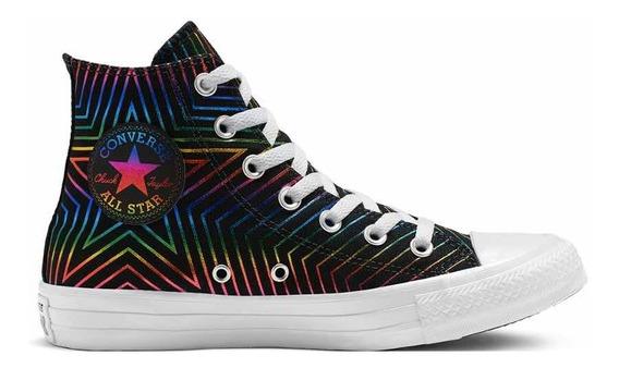 Zapatillas Converse Bota Star Black Nuevas