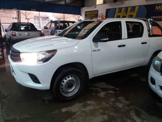 Toyota - Hilux 4x2 D/c Dx 2.4 Tdi 6 M/t