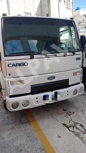 Imagem 1 de 11 de Ford Cargo 816 Ano 2013