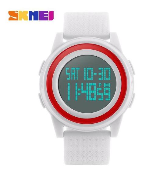 Relógios De Pulso Digital Led Para Homens E Mulheres, Pulso