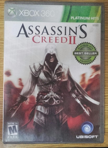 Assassins Creed 2 Xbox 360 Lenny Star Games