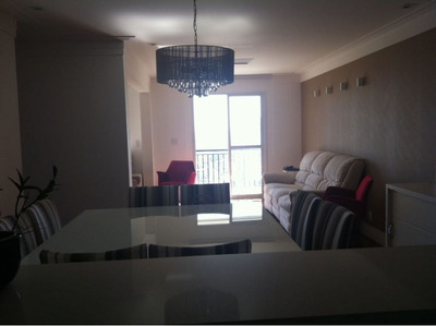 Apartamento Em Jardim Aida, Guarulhos/sp De 90m² 3 Quartos À Venda Por R$ 455.000,00 - Ap202267