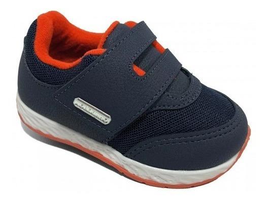 Tenis Infantil Meninino Bebê Conforto Molekinho 2605101