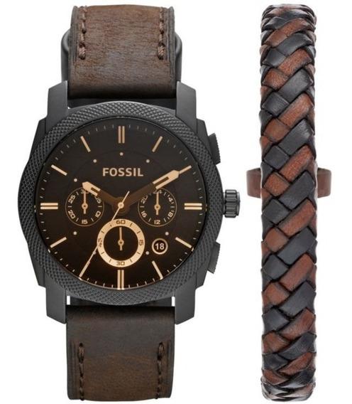 Reloj Fossil Modelo: Fs5251set Envio Gratis