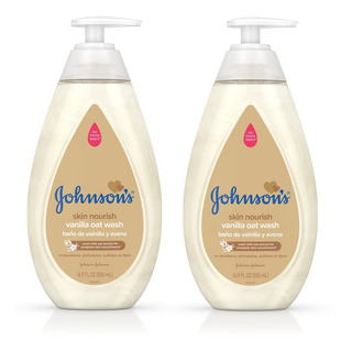 Johnson S 2 Paquetes Skin Nourish Baby