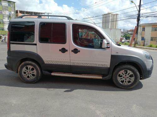 Imagem 1 de 2 de Fiat Doblo 2013 1.8 16v Adventure Xingu Flex 5p