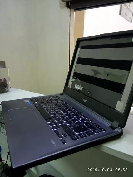 Notebook Acer Aspire M5 481t 6650 - Sem Tela !!!!!