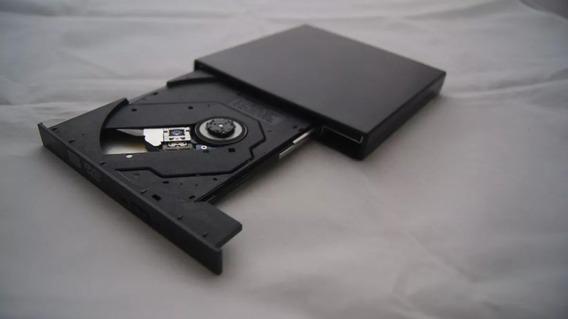 Gravador Cd E Dvd Externo Usb 2.0