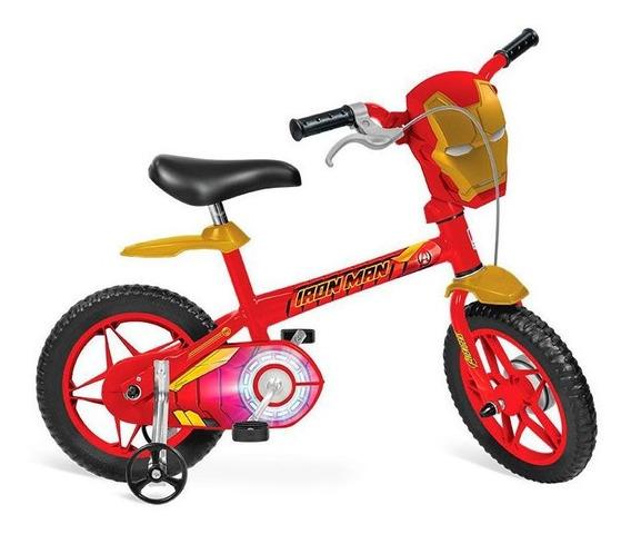 Bicicleta Homem De Ferro Aro 12 - Bandeirante