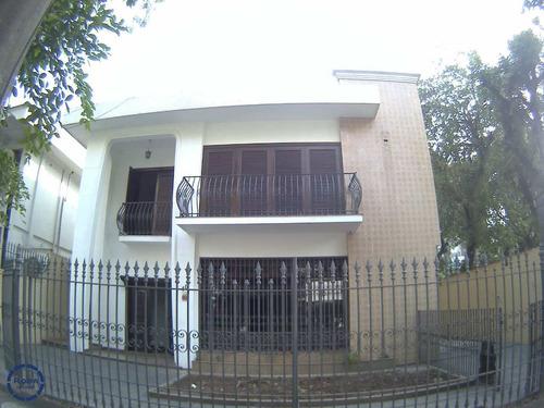 Sobrado Com 4 Dorms, Ponta Da Praia, Santos, Cod: 15203 - A15203