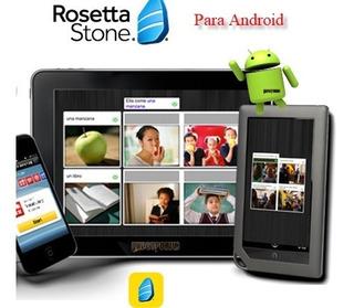 Idiomas Rosseta Stone Android