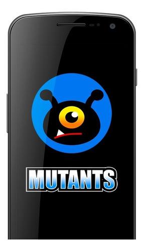 Mutants Nos Invadirán. Juego Familiar Chicos Chica Promoción
