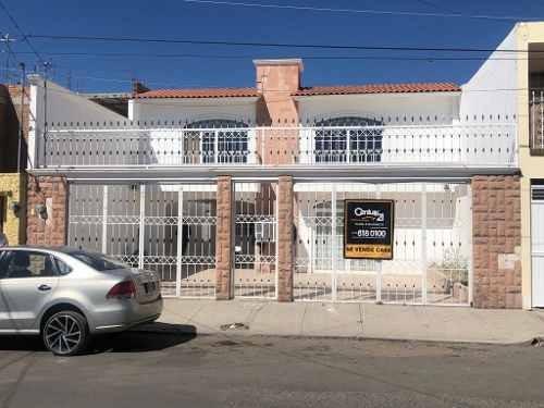 Casa En Venta Col Hipodromo Durango