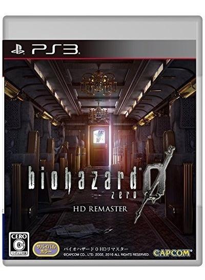 Resident Evil Zero 0 Ps3 Midia Fisica Pronta Entrega