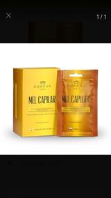 Cx Mel Capilar Com 10 Saches 300 Grama