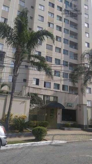 Apartamento A Venda No Bairro Vila Ema Em São Paulo - Sp. - 1182-1