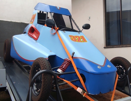 Kartcross Metalplac