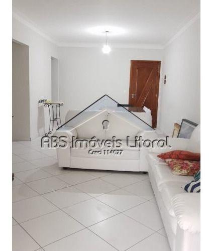 Imagem 1 de 15 de Lindo Apartamento Com 2 Dormitórios Na Vila Caiçara Em Praia Grande