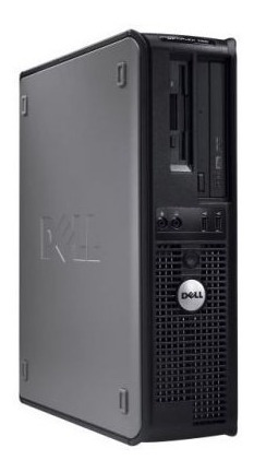 Pc Cpu Dell Optiplex 3.0 Intel Pentium Hd 160gb 2gb Ddr2