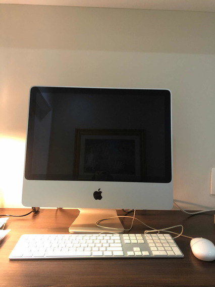 iMac 20 Polegadas Grey 2008 Em Perfeito Estado