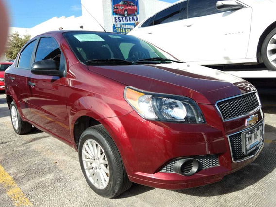 Chevrolet Aveo 2017 1.6 Ls Aa Radio Airbag Facelift Mt