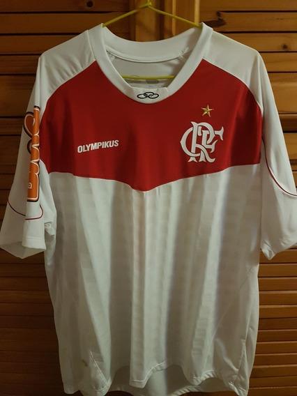 Camisa Goleiro Flamengo 2011 - Olympikus Tam G - Nunca Usada