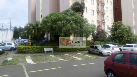 Apartamento Com 3 Dormitórios À Venda, 61 M² Por R$ 260.000,00 - Jardim Das Oliveiras - Campinas/sp - Ap6999