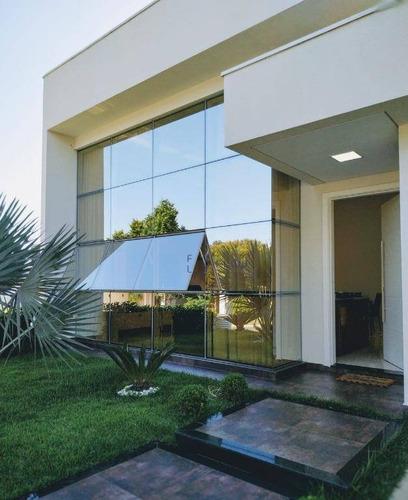 Casa Com 4 Dormitórios E 4 Suítes De 223 M² - Vila Suíça - Indaiatuba/sp - Ca1650