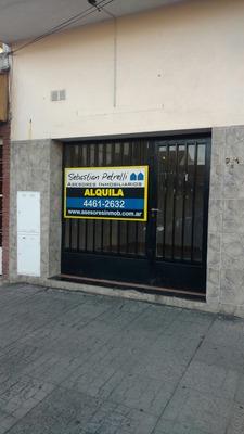 Local Comercial En Alquiler Calle Alvarado Ramos Mejía