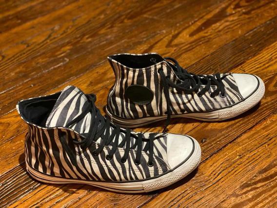 Zapatillas All Star Converse Talle 41 Gamuzadas