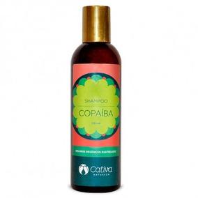 Shampoo De Copaíba - Cativa Natureza 240ml