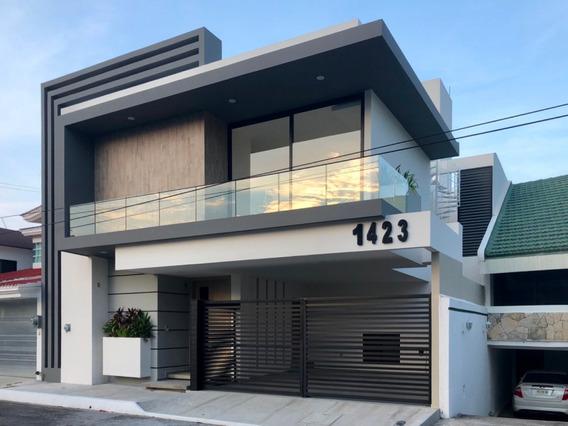 Casa Nueva En Costa De Oro Veracruz 4 Recámaras Amplias