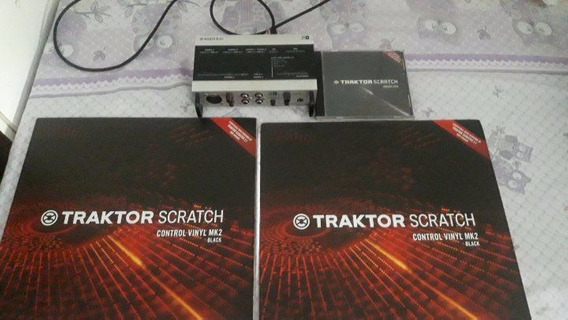 Vendo Placa Audio 8 Mais Kit Tracktor