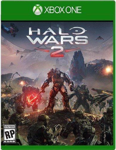 Halo Wars 2 - Xbox One - Mídia Física! Nacional!