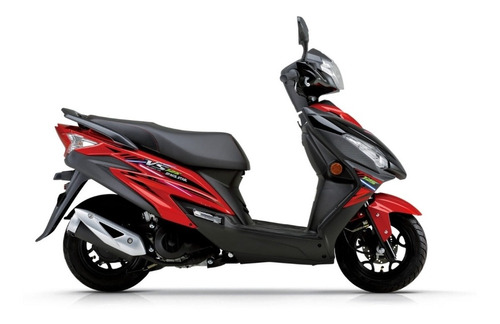 Moto Scooter Haojue Vs125