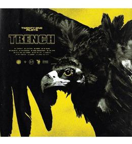 Cd Twenty One Pilots Trench - Original Lacrado Pronta Entreg