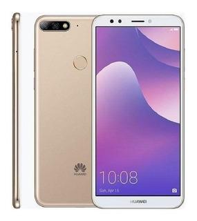 Vendo Celular Huawei Y7 2018 Nuevo