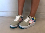 Nike Air Grey