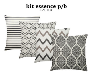 Kit Capas 45x45 Cm Essence