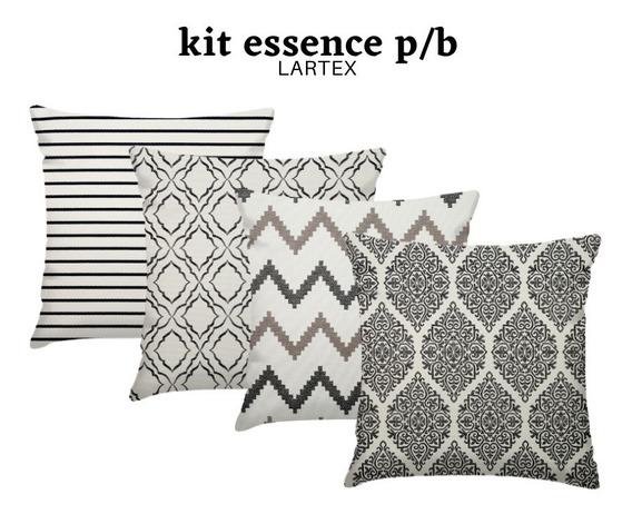 Kit Capas 45x45 Cm Essence