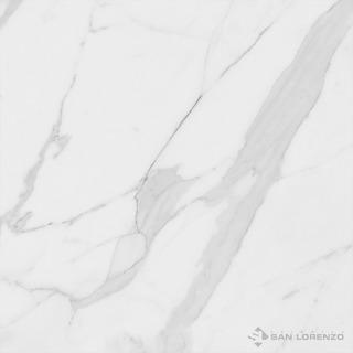 Porcelanato Calacata Blanco 60x60 San Lorenzo Marmol