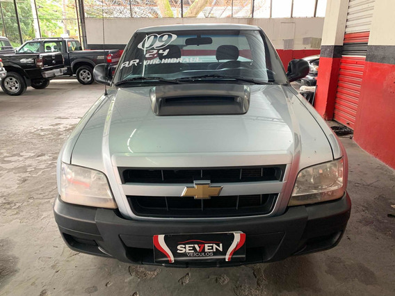 Chevrolet S10 S 10 2.4 2009 Cs Flex