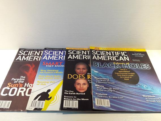 Revista Scientific American Em Inglês 1997 A 2009 - Exemplar