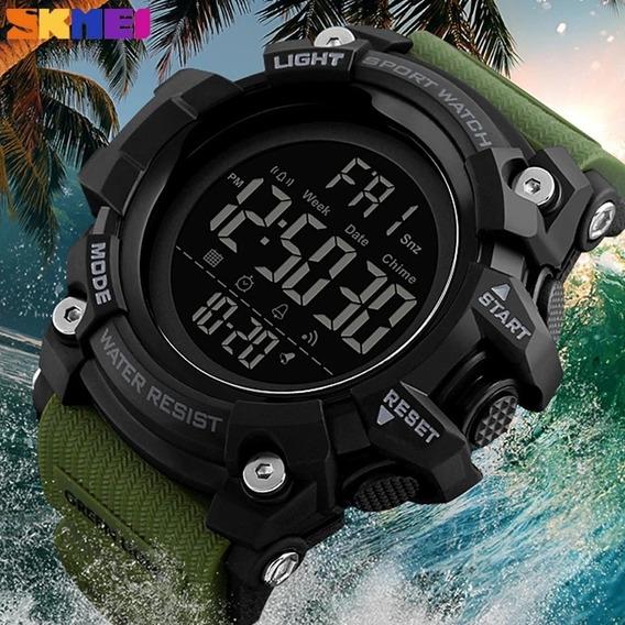 Relógio Masculino Skmei 1384 Digital Pronta Entrega
