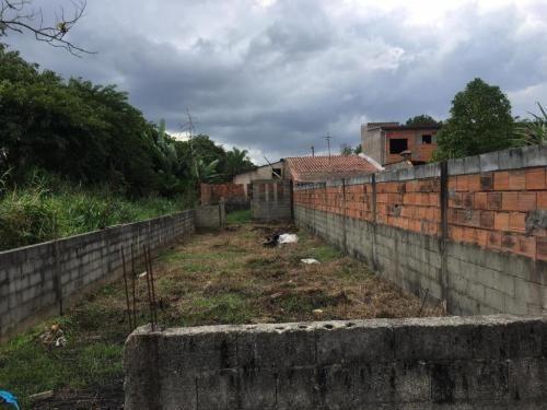 Lote Com Construção Iniciada Em Itanhaém - 6711   Sanm