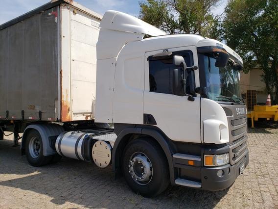 Scania P 360 P360 Opticruise 4x2 2016 Impecável
