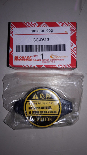 Tapa Radiador Toyota 4runner / Yaris (1.1)
