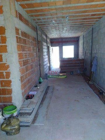 Imagem 1 de 4 de Casa Com 2 Dormitórios À Venda, 97 M² Por R$ 190.000 - Jardim Ana Rosa - Taubaté/sp - Ca6619
